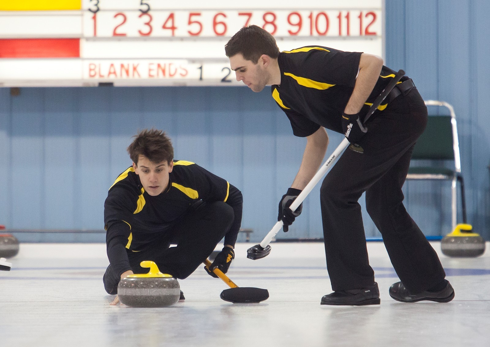 Women\'s Curling - University of Waterloo